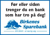 Birkenes Sparebank