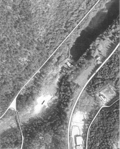 Flyfoto Teinefossen