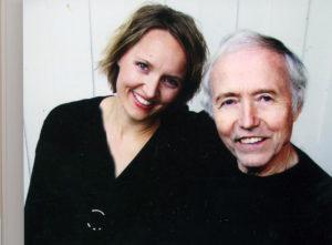 Hege Bålsrød og Olav Mosdøl