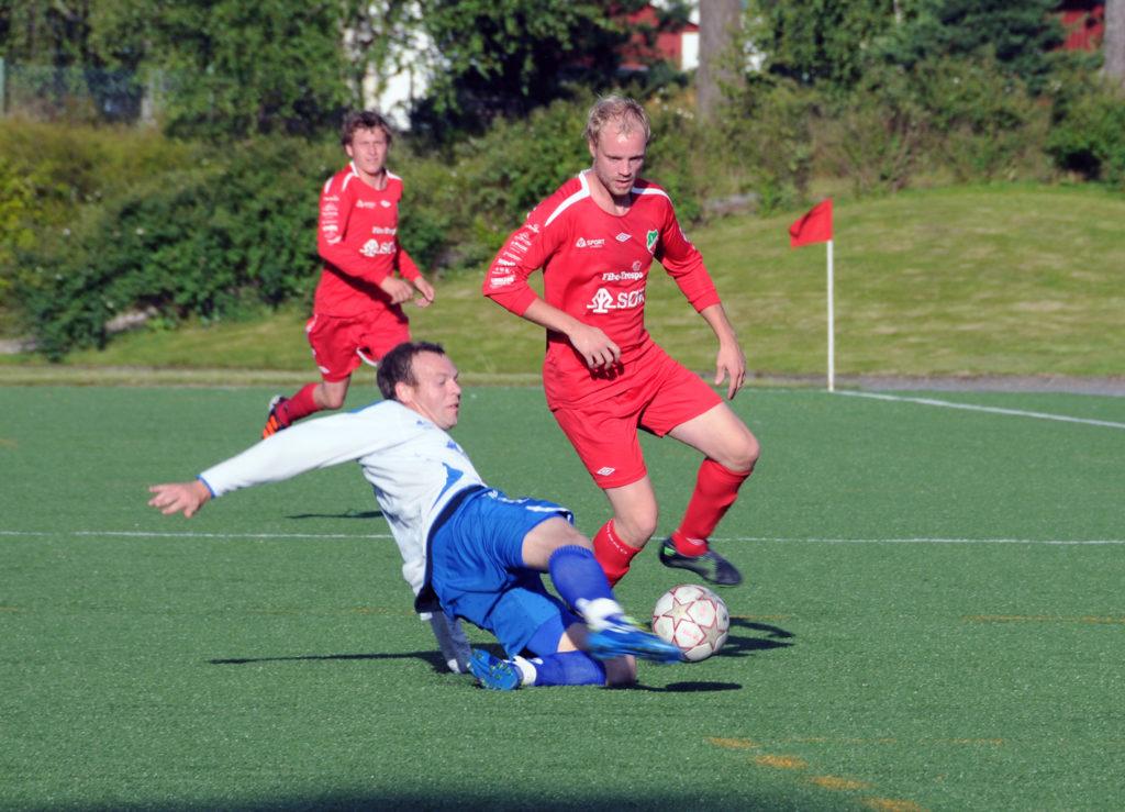 Fotballtakling