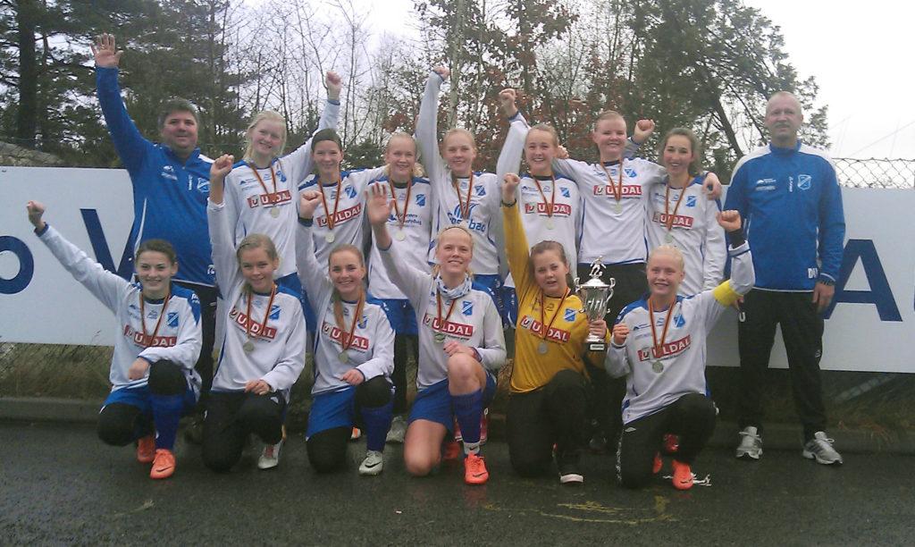 BILs jenetr 16 som vant Gimletrolls Vintercup 2012