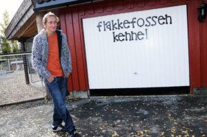 Innehaver Ole Gunnar Brovig vil nå regulere området på Flakk i tråd med drift av kennel og hundepensjonat.
