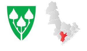 Kommunebarometeret Birkenes illustrasjon
