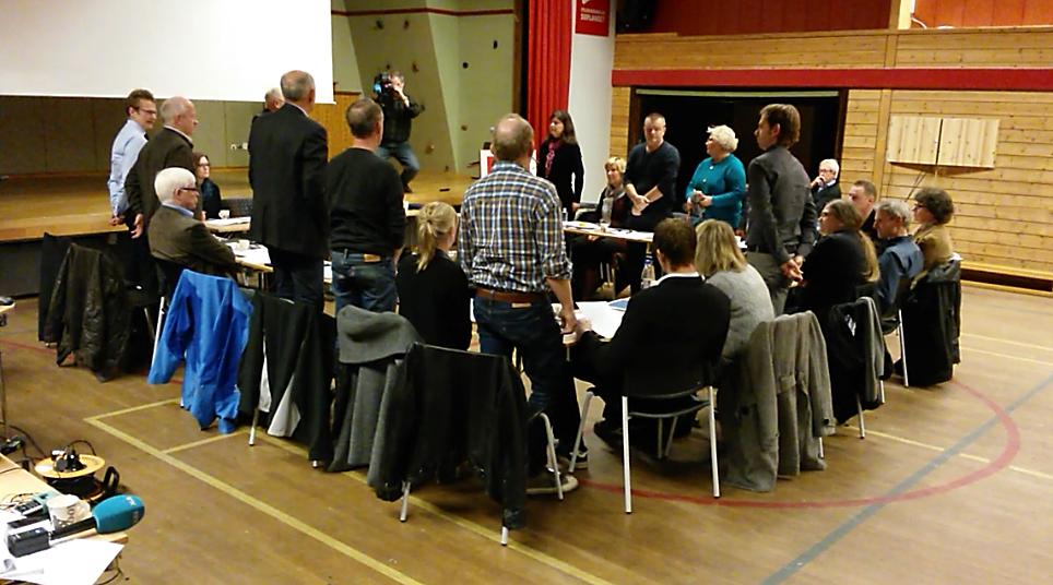 INHABILE?: Birkenes KrF mener at det må avklares om to av kommunestyrerepresentantene var inhabile da kommunestyret med 11 mot 10 stemmer vedtok å stille seg positive til EO.Ns vindkraftsøknad.