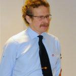 DELTE MENINGER: FrPs Odd Gunnar Tveit  er skeptisk til en storkommune med Kristiansand.