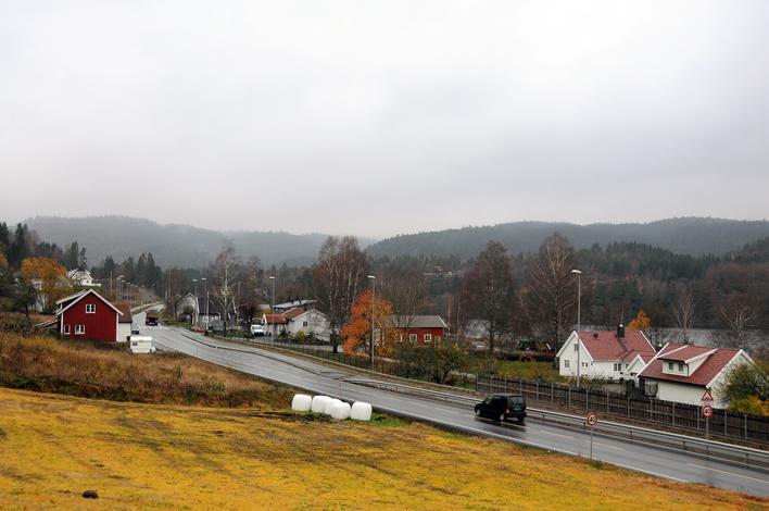 FLAKSVATN: Beboerne i den lille grenda et par kilometer fra Birkeland sentrum reagerer på forslaget om at de nå skal få adresse Birkelandsveien.