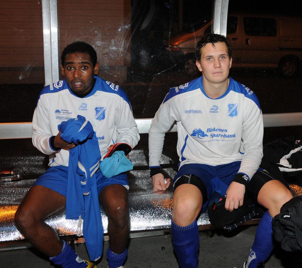 SKUFFA 2: Yasin Ibrahim scoret et vakkert mål, mens Vemund Mollestad Rislaa var best på et birkeneslag som kjempet seg inn i kampen igjen etter å ha ligget under 3-0 til pause.