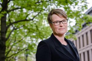 Klima og miljøminister Tine Sundtoft.