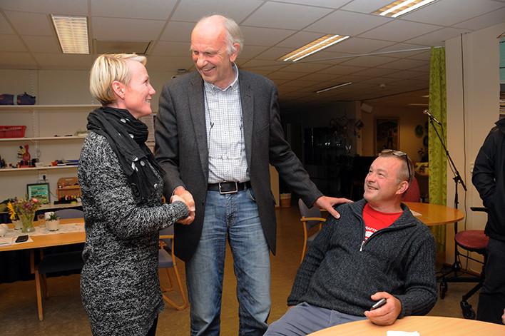 NETT Ap er valgvinneren i Birkenes