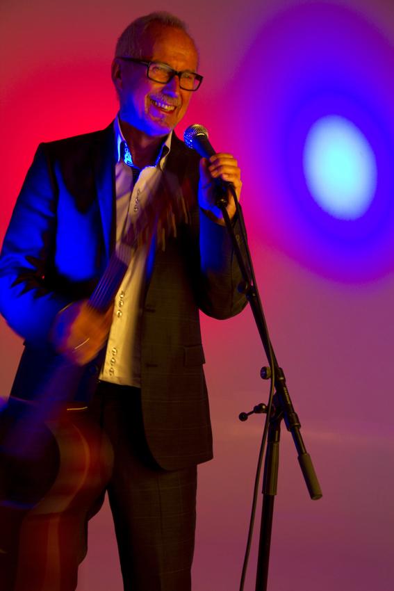 KONSERT: Birkenes avholdslag står som arrangør av konserten med Hans Inge Fagervik tirsdag 27. oktober på Folkehøgskolen Sørlandet.