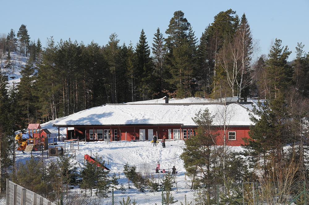 FLEST: Hampehaugen barnehage på Birkeland har flest søkere.