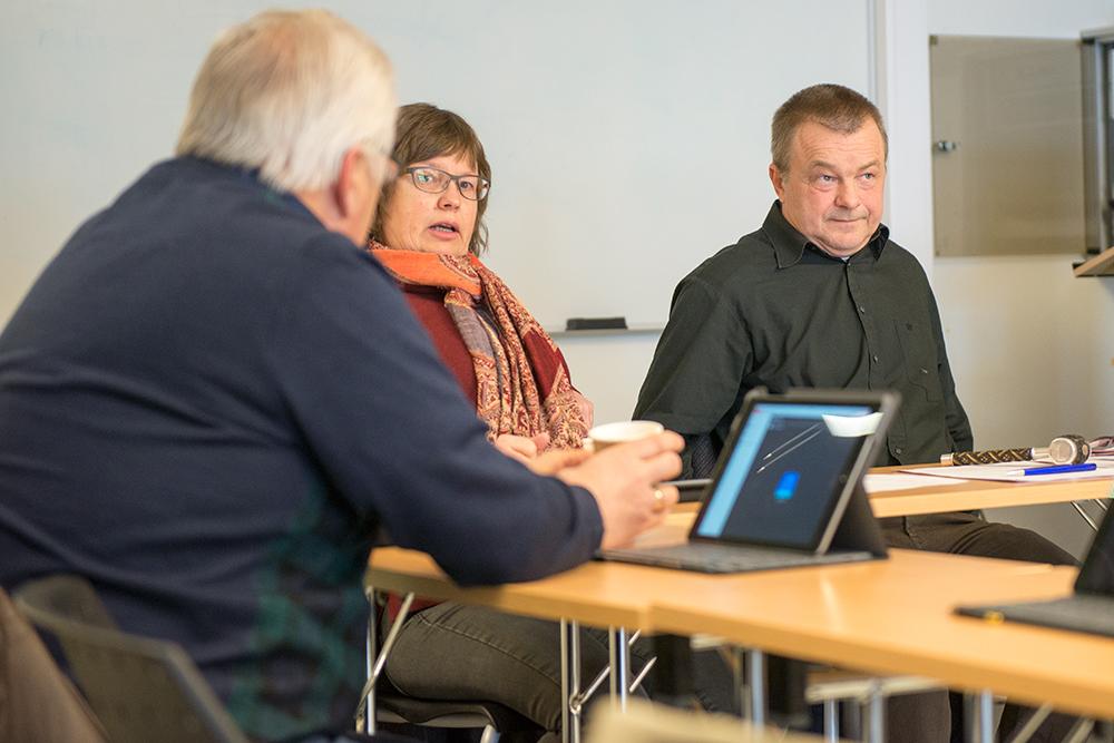 PRIVAT: Varaordfører Anne Kari Birkeland (KrF)  mener det er greit